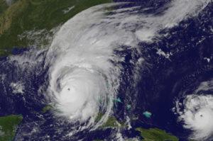 relief efforts during Hurricane Harvey
