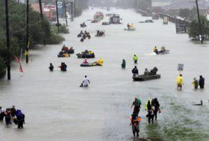 Hurricane Hrvey relief efforts