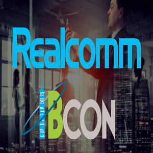 Realcomm IBCon Logo