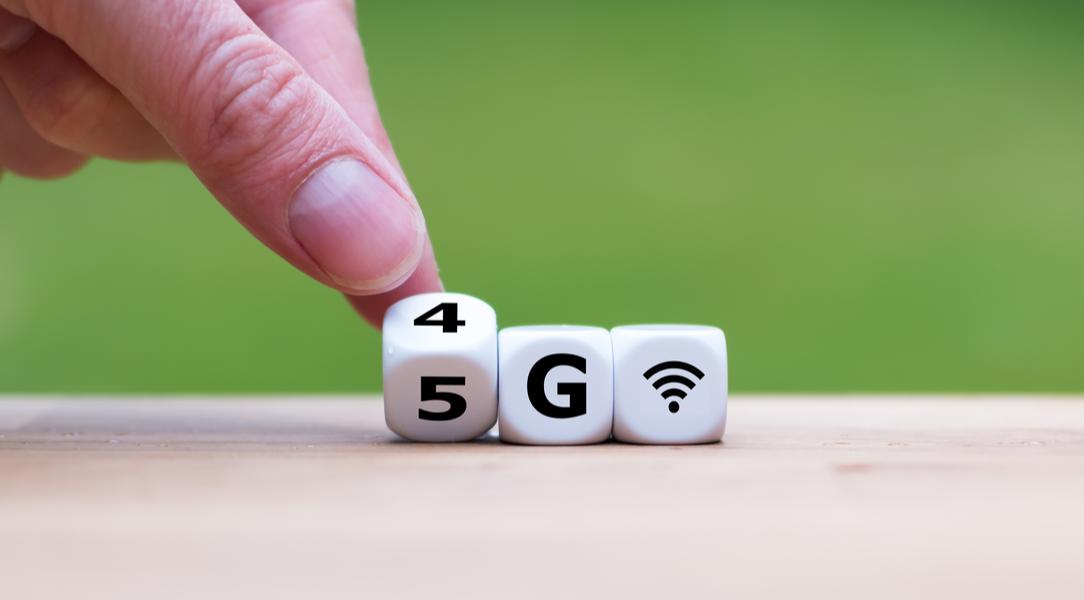4G vers la 5G