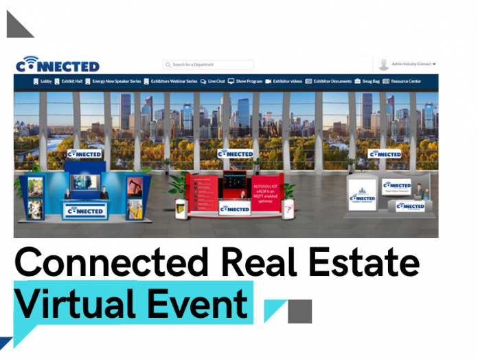 connected real estate virtual event