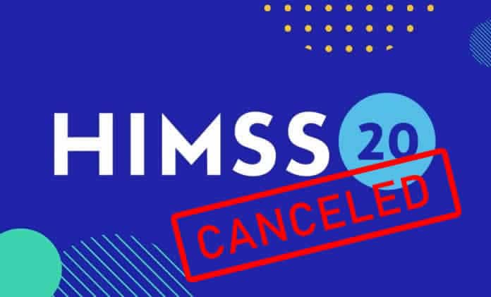 Global Health Conference Cancelled