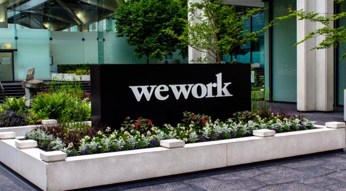 wework rent