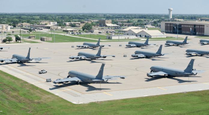air force base 5G