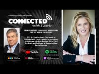 The launch of Connected with Laurie Months in the making- An interview with Rich Berliner