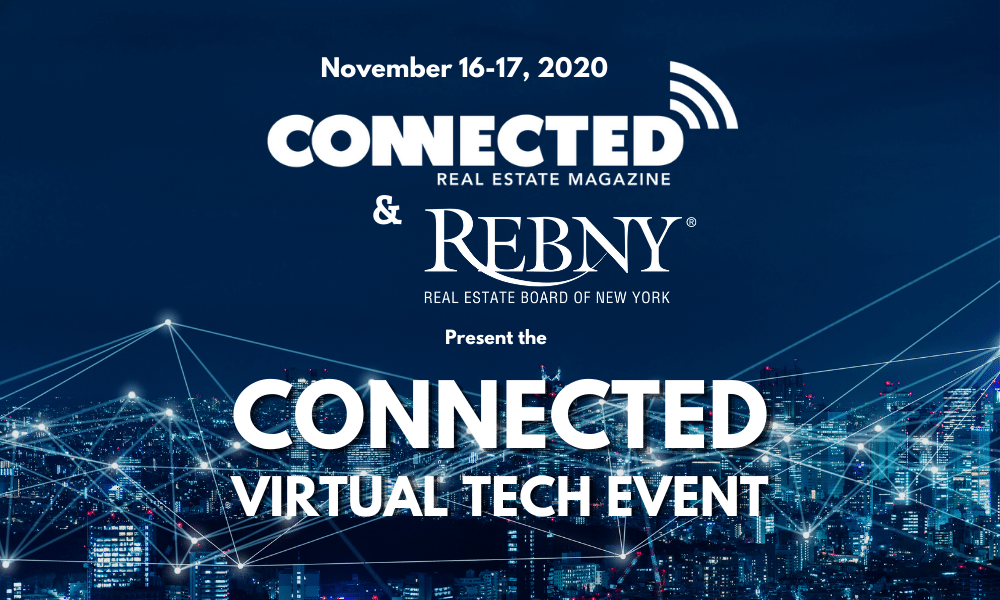 connected virtual tech event